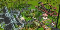 تصاویر جدیدی از محیط درون بازی RollerCoaster Tycoon World منتشر شد