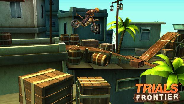 عنوان Trials Frontier بیش از 6 میلیون بار در هفته اول دانلود شده است