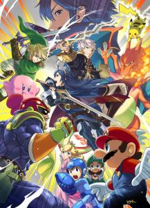 [تصویر: Super-Smash-Bros-217x300.png]