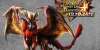 باکس آرت عنوان Monster Hunter 4 Ultimate منتشر شد