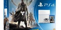 قیمت باندل PS4 سفید و Destiny کاهش یافت