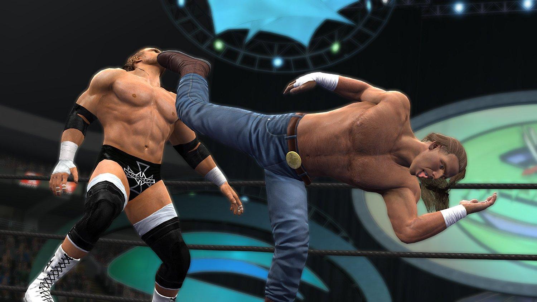 81DTGd3kEyL  SL1500  اولین تصاویر از نسخه نسل هفتمی بازی WWE 2K15 منتشر شد