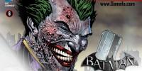 کمیک Batman Arkham City End Game | قسمت آخر