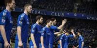 تصاویر جدید منتشر شده از FIFA 15 چگونگی رفتار بازیکنان لیگ انگلستان در ورزشگاه ها را نشان می دهد