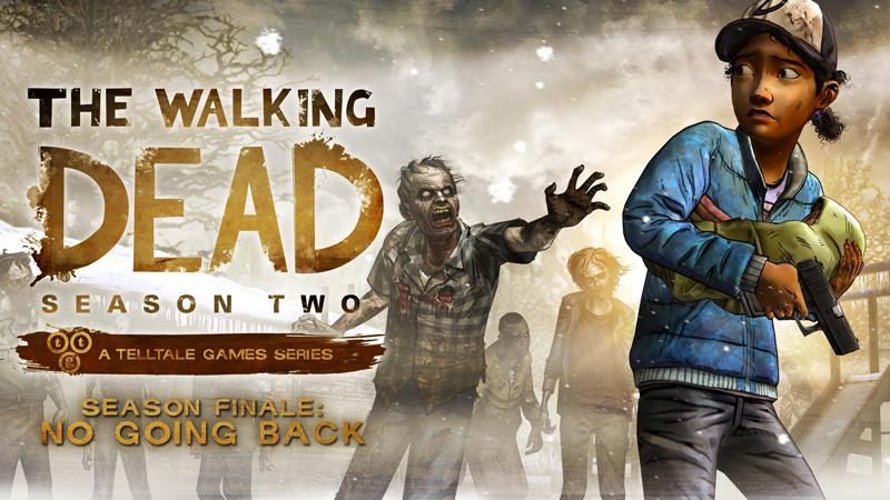 تاریخ انتشار فصل اول و دوم بازی The Walking Dead برای PS4 و Xbox One مشخص شد