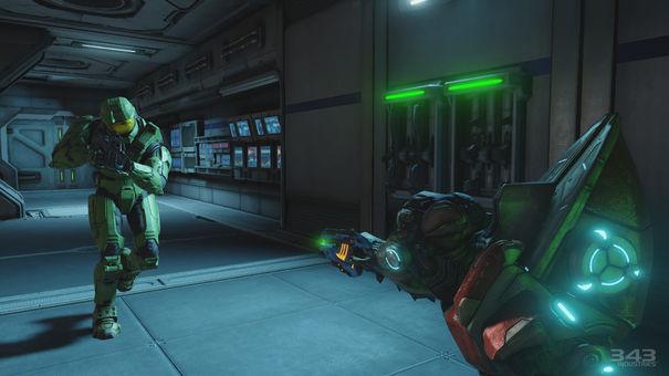 بخش campaign بازی Halo 2: Anniversary با رزولوشن 1080p کامل اجرا نخواهد شد