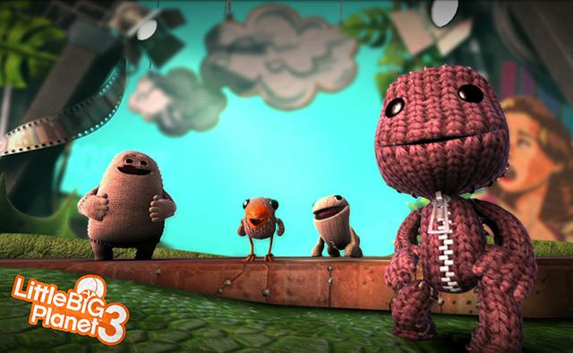 بازی LittleBigPlanet 3 در اروپا یک هفته تاخیر خورد