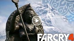 ویدئویی جدید از Far Cry 4 منتشر شد   با سرزمین Kyrat بیشتر آشنا شوید
