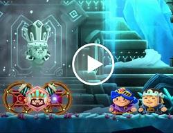 لانچ تریلر بازی Chariot منتشر شد | پادشاه فوت کرد!