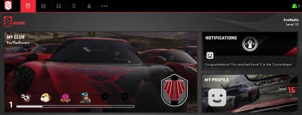 نرم افزار همراه DriveClub منتشر شد
