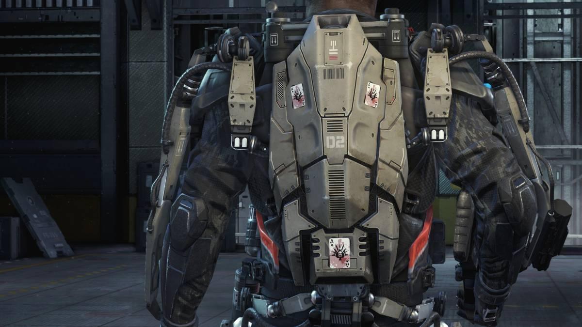 Call of Duty: Advanced Warfare در زمان عرضه حاوی 13 نقشه می باشد