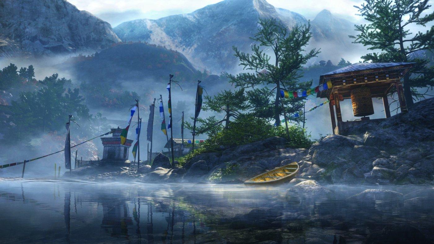تریلری از Far Cry 4 منتشر شد| اسلحه نیز عمق دارد