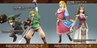 لباس های جدیدی برای شخصیت های Hyrule Warriors در قالب DLC عرضه شده است