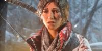 اولین تصاویر مستقیم از Rise of the Tomb Raider با کیفیت بالا