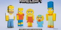 خانواده Simpons سوپرایز جدید بازی Mincraft