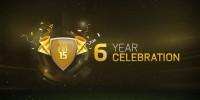 ششمين سالگرد Fifa Ultimate Team را با برنامه هاي ويژه جشن بگيريد
