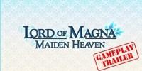 Lord of Magna: Maiden Heaven در ژوئن 2015 عرضه می شود