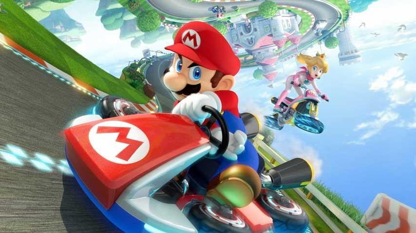 Mario Kart 8 Deluxe رکوردی تازه در تاریخ این سری در آمریکای شمالی از خودش به جا گذاشت