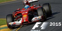 Box Art بازی F1 2015 به همراه تصاویر جدیدی از این عنوان منتشر شد