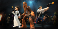 Disney جزئیات تازه ای Disney Infinity 3.0 Edition: Star Wars: Rise Against the Empire منتشر کرد