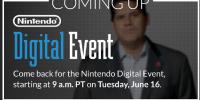 پوشش زنده کنفرانس Nintendo | پایان یافت