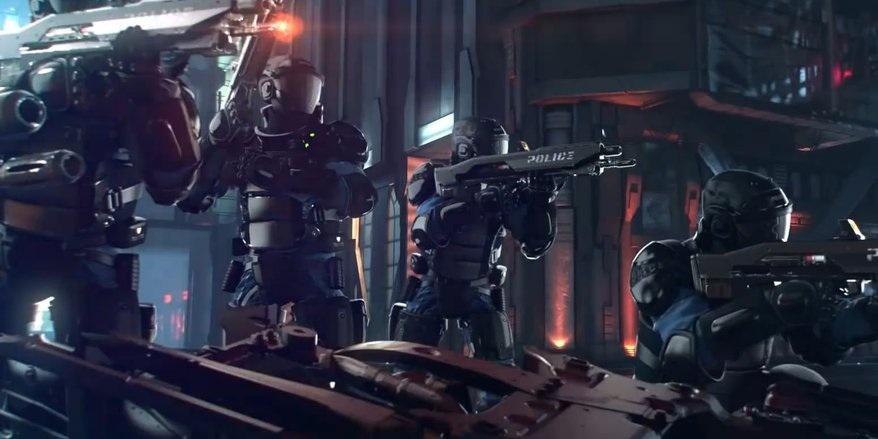 "CD Projekt ""سخت"" در حال كار برروى Cyberpunk مى باشد"