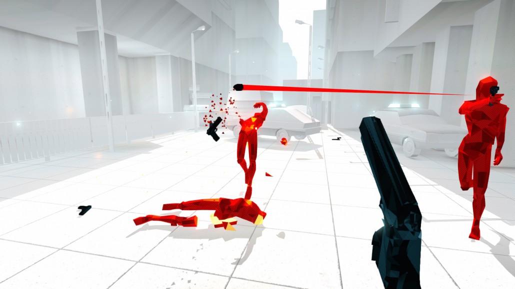 کارگردان Superhot دوست دارد این بازی را بر روی نینتندو سوییچ عرضه کند