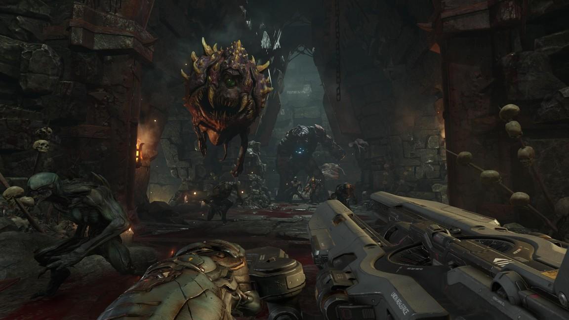 Nintendo Direct | بازی Doom 64 در تاریخ ۲۲ نوامبر برای کنسول نینتندو سوئیچ عرضه خواهد شد