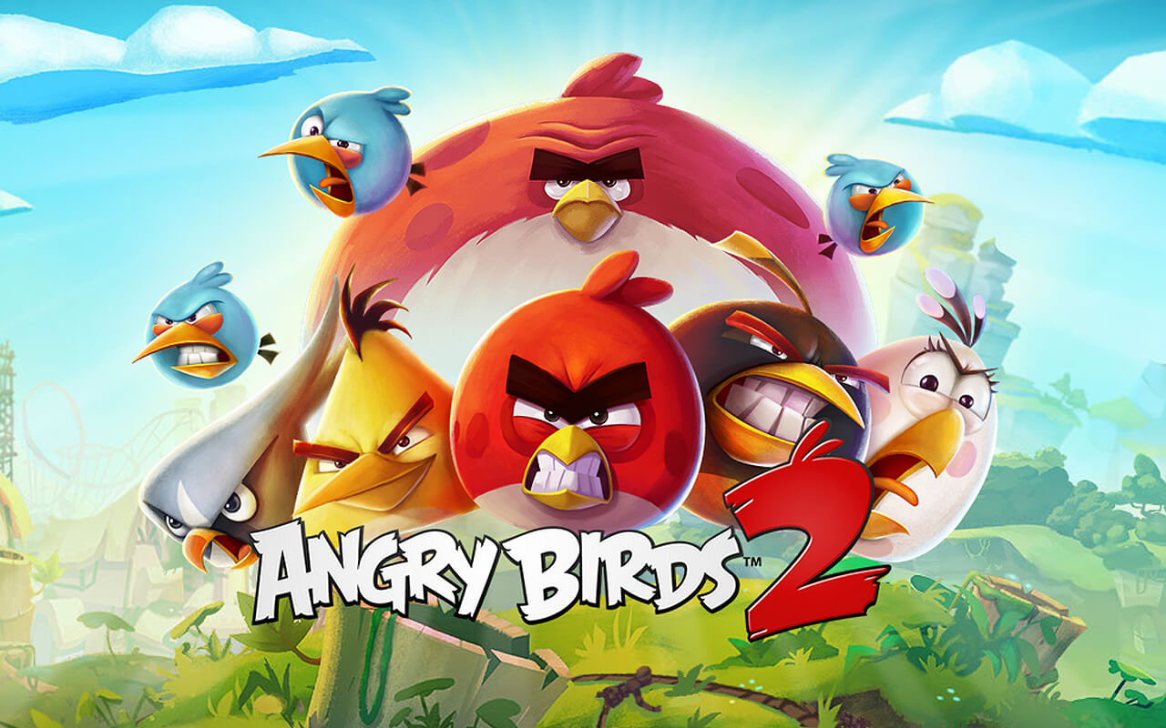 Angry Birds 2 به 10 میلیون دانلود رسید