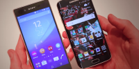 ببینید: مقایسه دوربین Galaxy S6 edge با +Sony Xperia Z3