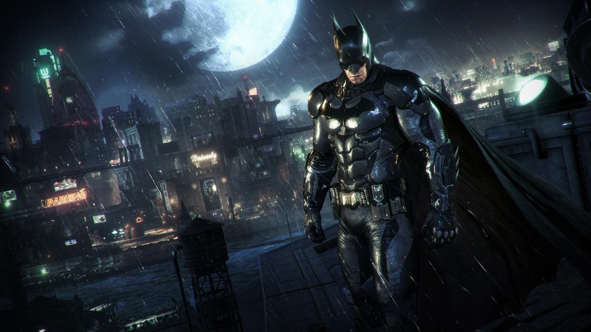 تحلیل فنی | سیستم بودجهای برای اجرای ۴K سری بازیهای Batman Arkham