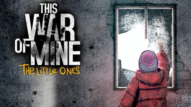 This War of Mine: The Little Ones در سال 2016 برای PS4 و Xbox One عرضه خواهد شد