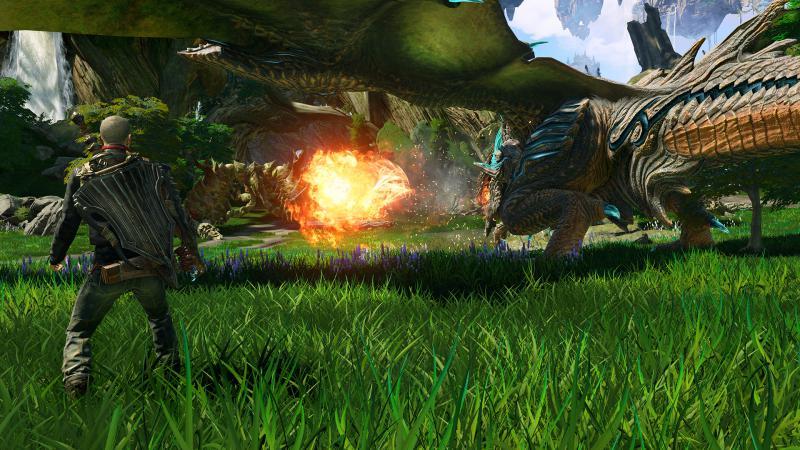 صحنهای از مبارزات بازی