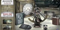 تکفارس: بازگشایی جعبه Assassin's Creed Syndicate – Collector's Edition