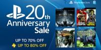 لیست تخفیفات ویژه سونی به مناسبت 20 سالگی PlayStation منتشر شد