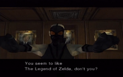 به نظر میاد به The Legend Of Zelda علاقه داری. نه؟!