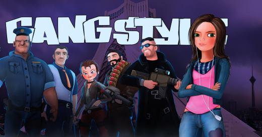 انتشار بازی استراتژیک موبایل ایرانی با نام گنگ استایل (  Gangstyle )