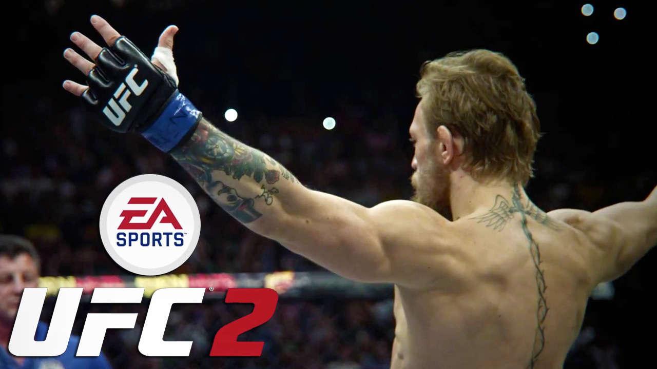 حضور بیش از 250 مبارز در بازی UFC 2 تایید شد