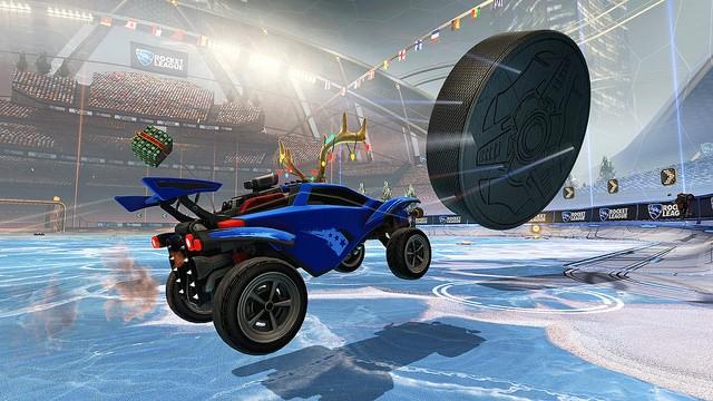 بروزرسانی جدید بازی Rocket League منتشر شد