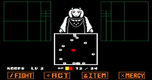 مبارزات بازی عجیب، خلاقانه و چالشبرانگیز است.