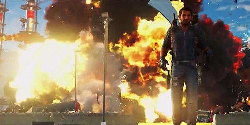افکتهای آتش و انفجاری که در این بازی میبینید تا به حال ندیدهاید... بی نظیر