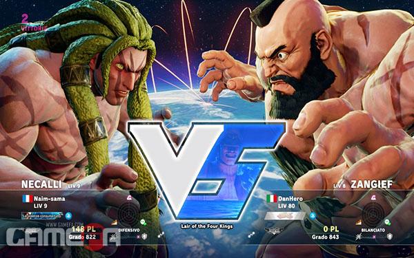Necalli (سمتِ چپ) یکی از قدرتمندترین مبارزان بازی است و مبارزه در مقابل آن کار هر کسی نیست!