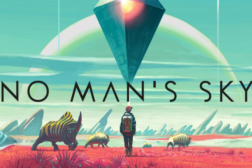 تماشا کنید: نمایش 15 دقیقهای از گیمپلی نسخه دموی عنوان No Man's Sky