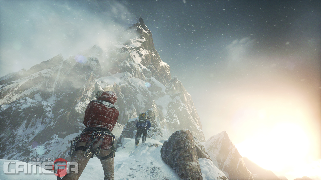 Rise of the tomb raider review - 2