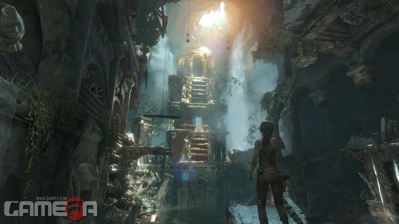 Rise of the tomb raider review - 3