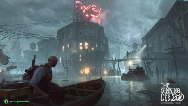 تریلر جدیدی از گیمپلی بازی The Sinking City منتشر شد