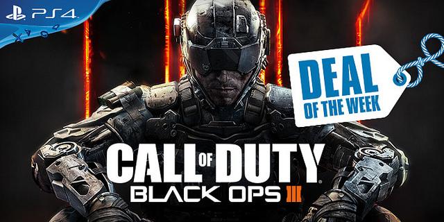 Call of Duty: Black Ops 3 در لیست تخفیفات بهاری شبکه پلیاستیشن قرار میگیرد