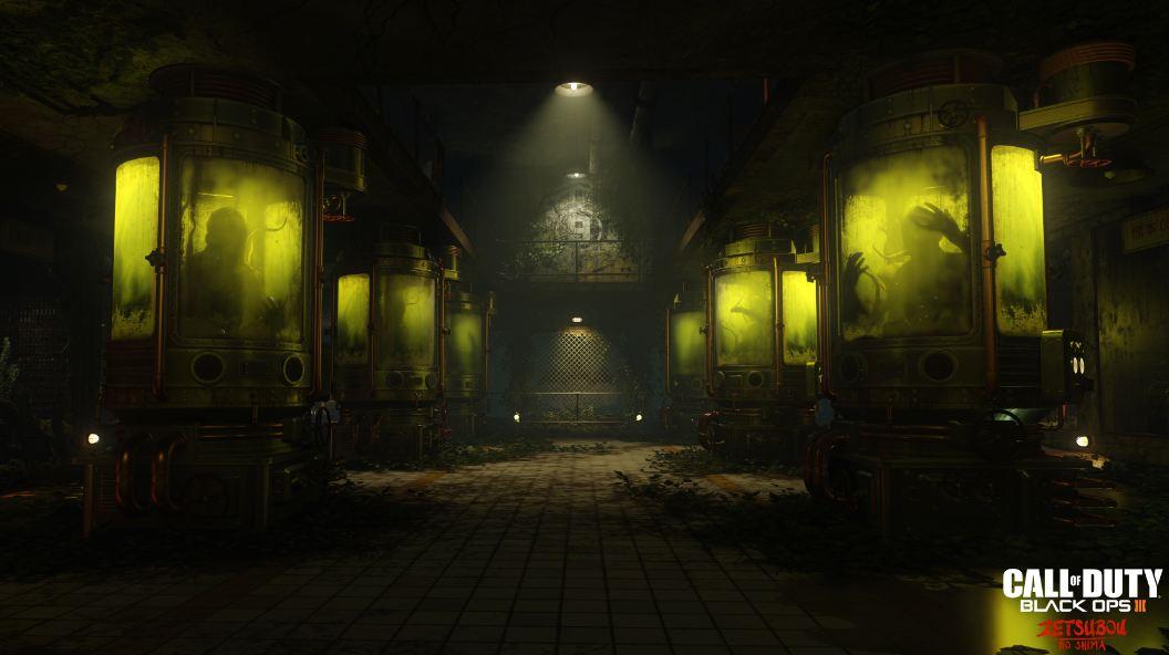 دومین بسته الحاقی بازی Call of Duty: Black Ops III منتشر شد