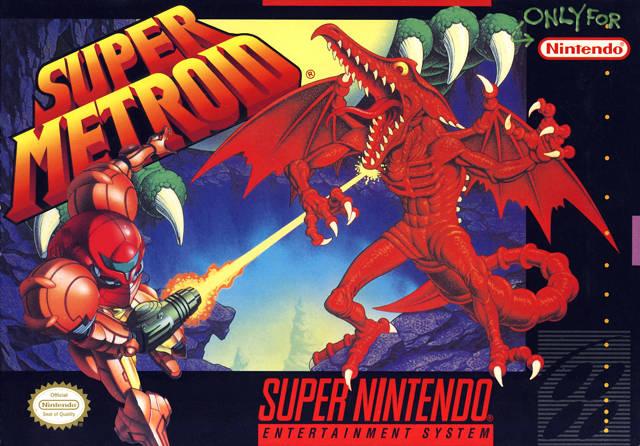 روز تاریخی؛ Super Metroid