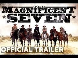 اولین تریلر فیلم The Magnificent Seven 2016 منتشر شد| بازگشت 7 دلاور